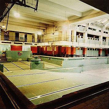 AMVJ zwembad