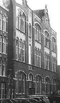foto: De oude v. Lennepschool in de J.v.Lennepstraat