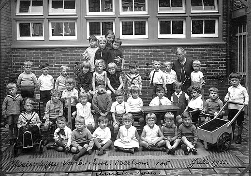 Kleuterschoolklas