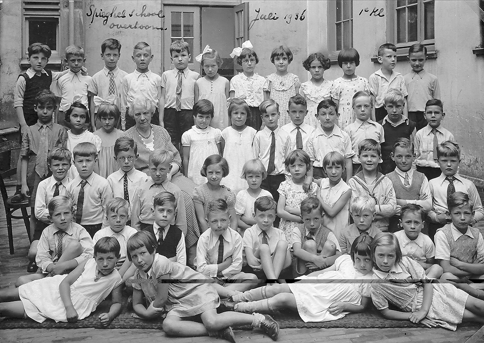 Spieghelschoolklas