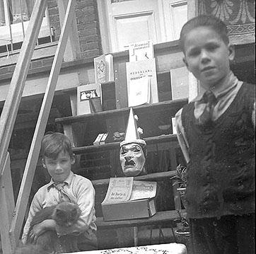 foto 1941: 12de verjaardag