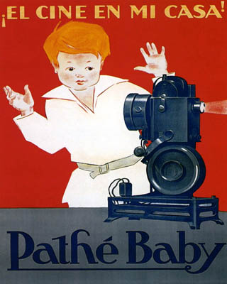 Comprehensive list of 3500 vintage movie cameras, projectors