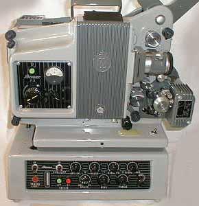 List of 3500 vintage movie cameras, projectors etc A-C