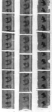 One hundred Years of Film Sizes  Almost one hundred film