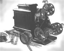 Edison 22mm projector