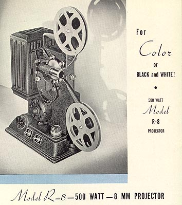 List of vintage movie cameras, projectors etc , part 3 (K - O)